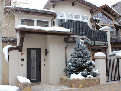 Photo for Beautiful 3-bedroom Condo in Center of Vail Village