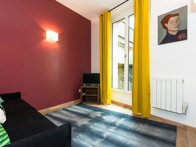 Photo for Cozy flat for 3p close to the Luxembourg Garden