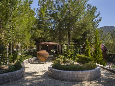 Photo for 2 Bedroom Chalet in Spilia Troodos