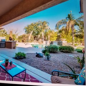 Photo for Large house in Litchfield Park with private pool & hot tub