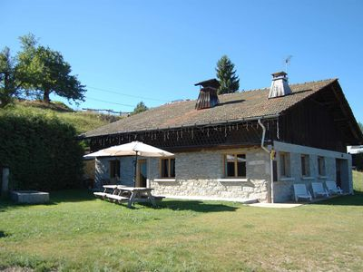 Photo for Savoyard farmhouse, lots of charm, spacious, near Megève, Mont-Blanc