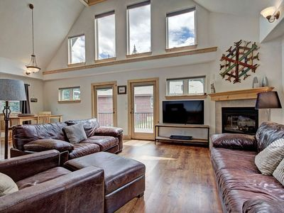 Photo for **New Listing** Stunning Views, Private Hot Tub, King Bed, Free WIFI