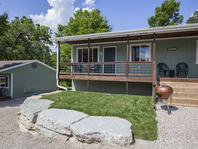 Photo for Driftwater Resort Cabin #9 on Lake Taneycomo