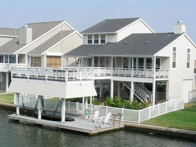 Photo for Home on Galveston Bay in Pirates Cove