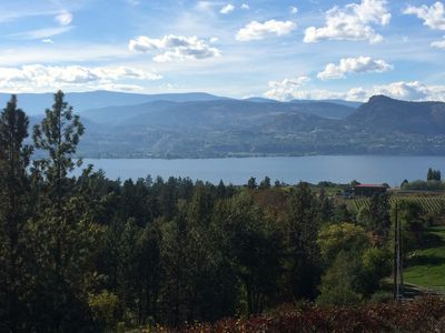 Panoramic Lake Views From The Deck....
