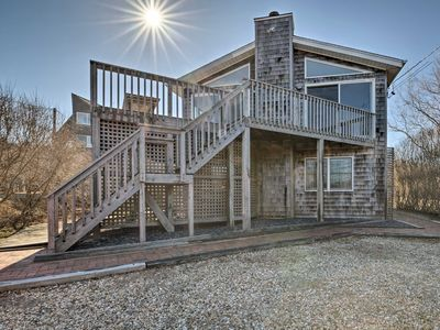 Photo for Montauk Home-5 Minute Walk to Beach for Surfing!
