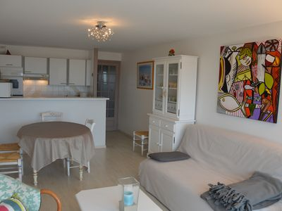 Photo for 2BR Apartment Vacation Rental in Le Touquet