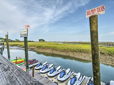 Photo for NEW! Murrells Inlet Villa - 3 Blocks to the Beach!