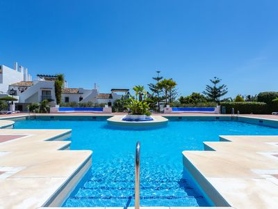 Photo for Club Sierra Apartment, with shared pools and terrace