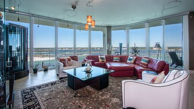 Photo for CRCPH02 - Vibrant Penthouse with Theater