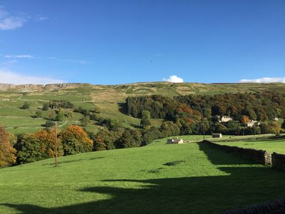 Photo for Cosy Cottage, Stunning Views, Walks from the door, Pubs within walking distance