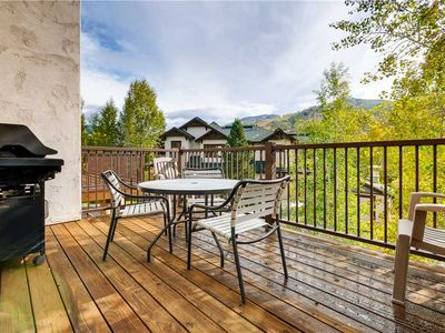 Photo for Cozy Summer Mountain Townhome, Resort Amenities & a Friendly Staff!