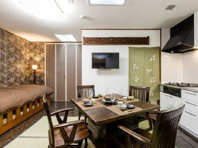 Photo for Cozy PrivateTownhouse near JR Kyoto station with 2 bikes & mobile WiFi@@