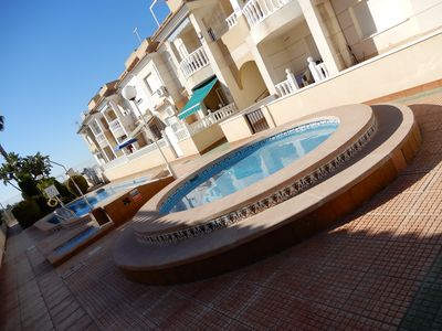 Photo for Luxury furnished apartment near to the beach !!