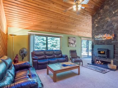 Photo for Amazing Wood Fireplace, Upgrades, Hot Tub, Great Location, Peaceful - PATH01