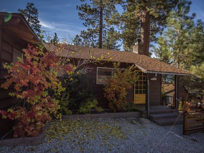 Room To Breathe...Newly renovated dog friendly cabin with spa, fireplace, wifi.