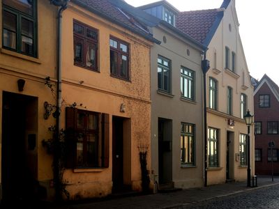 Photo for Holiday in the old town house TimpeTe and the historic old town Wismar