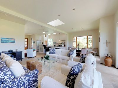 Photo for All luxury home w/ WiFi throughout, garage, & multiple lanais - golf on-site