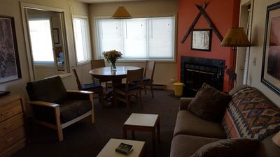 Photo for Ski-in/Ski-Out, 2 BR/2 BA, Sleep 6, Granby Ranch formerly Sol Vista