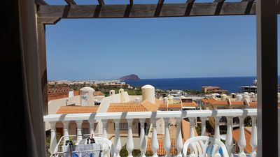 Photo for 1 Bed Penthouse Apt in Golf Del Sur Tenerife