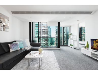 Photo for Modern CBD apartment in luxury building
