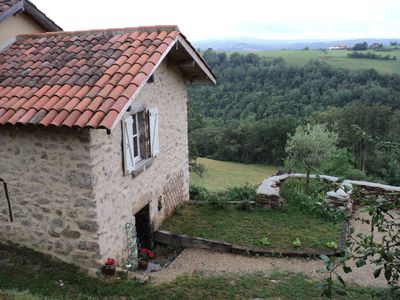 Photo for Small stone house near the village of AGNAC