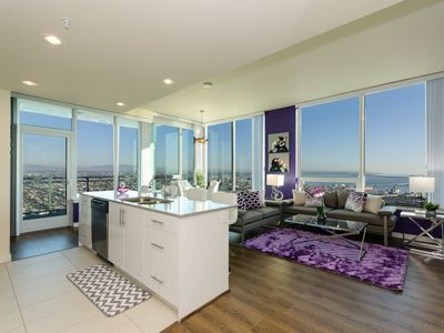Photo for Downtown San Diego Exclusive 3 Bedroom Suite