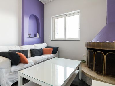 Photo for Adorable & Modern Apartment in Athens