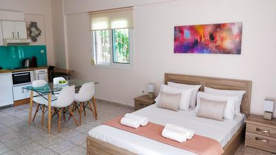 Photo for Studio Turquoise, near the city center and the beach