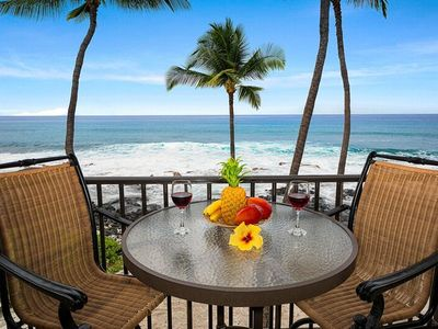 Direct Ocean Front | Very Spacious Lanai | WIFI | Starting at $205/Night