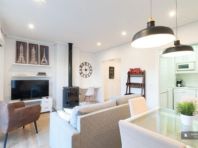 Photo for Friendly Rentals The Chamberi IV apartment in Madrid