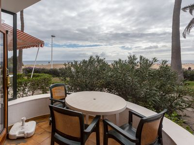 Photo for Stunning bungalow at the sand dunes of Maspalomas
