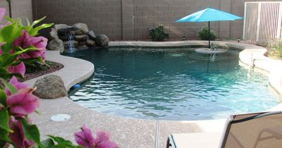 Photo for Relaxing Vacation home near Spring Training, golf, tennis & State Farm Stadium