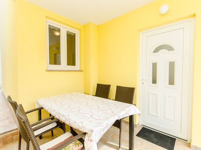 Photo for Apartments ANDREA (58313-A1) - Mandre - island Pag