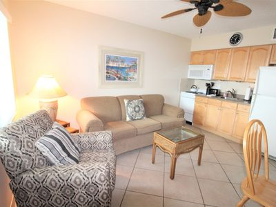 Photo for Tropic Breeze Unit 10 Madeira Beach Second Floor Condo With Gulf Views