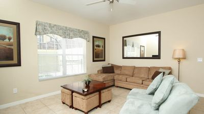 Photo for Enjoy Orlando With Us - Paradise Palms Resort - Beautiful Relaxing 5 Beds 4 Baths Townhome - 4 Miles To Disney