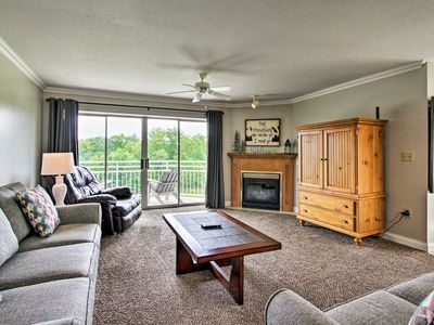 Photo for NEW! Pigeon Forge Condo, Walk to Golf & Parkway!