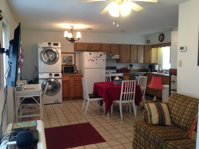 Photo for Deland Marigold House,  Beautiful Quiet Setting, with Comfy Bed, Downtown DeLand