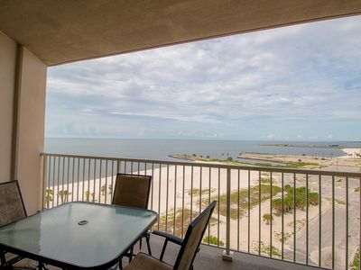 Photo for Master Suite w/ WiFi, Balcony, Grill, Whirlpool Tubs, Pool & Gym Access