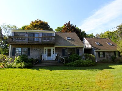 Photo for Spacious house & yard in East Orleans w/ water views; Near Nauset Beach!