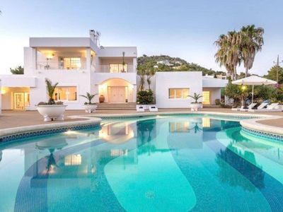 Photo for Luxury Villa Can Angel with Pool, Panoramic Views, Wi-Fi & Large Garden; Parking Available