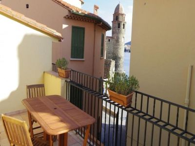 Photo for Gite Collioure, 2 bedrooms, 4 persons