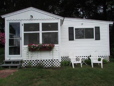 Family sized cottage on Wells/Ogunquit line at Holiday House