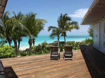 Photo for The White House Private Oceanfront House at Shannas Bay
