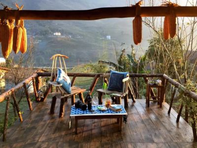 Photo for The Indigo Freedom - A small wooden house located in Ta Van Day village