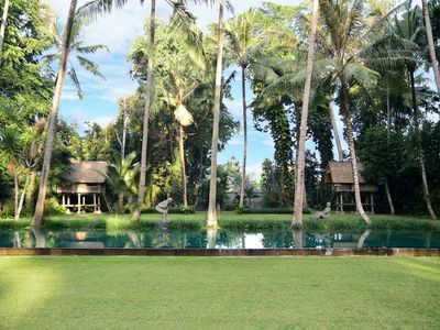 Photo for 4 Bedrooms Private pool Villa, Ubud