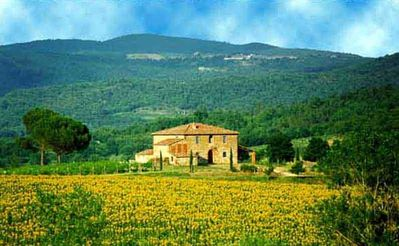 Photo for Italian Villa near the Chianti, Tuscany