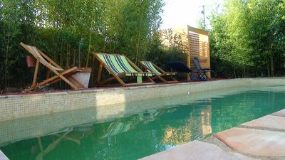 Photo for Small oasis in the heart of Mouans Sartoux