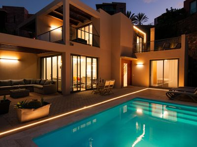 Photo for TERRAZAS 14 TWO BEDROOM VILLA WITH PRIVATE POOL IN SALOBRE GOLF RESORT