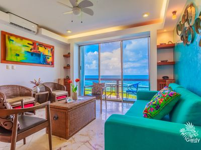 Photo for Luxury Condo with amazing Roof top at Isla Mujeres 3pers